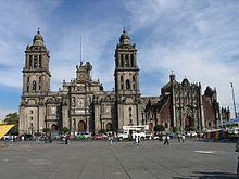 Plaza de la Constitución (Mexiko-Stadt) – Wikipedia