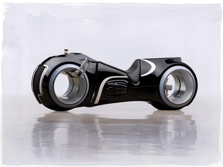 La moto «LightCycle» de Tron existe et vient d'être vendue | Le Journal du Buzz