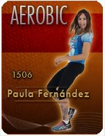 Video Clase AERÓBIC CON PAULA #1506 http://blgs.co/6t55NS