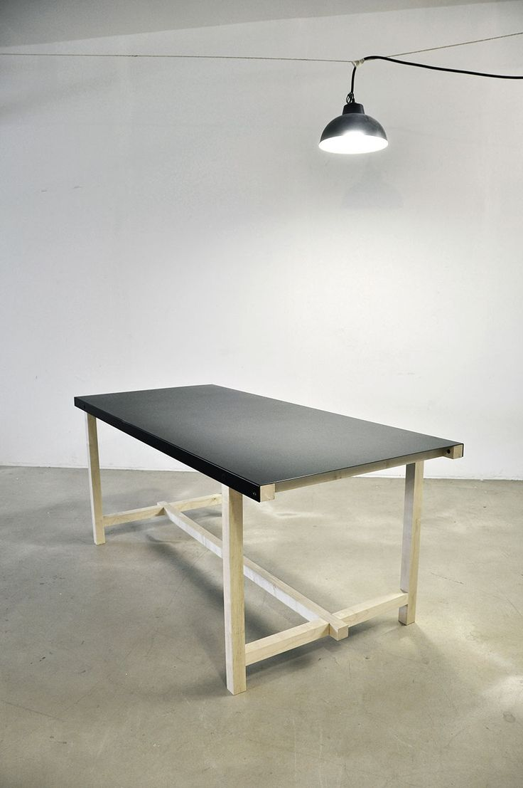 Design and production of a convertible table into coffee table. materials:  table