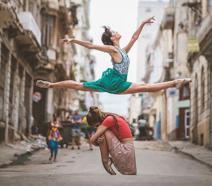 Todo el mundo conoce la maestría del ballet ruso, pero... ¿sabías que los bailarines cubanos no tienen nada que envidiarles? :)