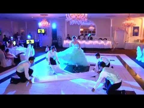 XV Años Lupita Vals Moderno Frozen Academias de Baile Perfiles Foto y Video Zon Caribe - YouTube