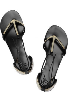 : Zanotti Sandals, Giuseppe Zanotti, Zanotti Metals Pl, Flats Shoes, Leather Sandals, Metalpl Leather, Sandals Flats, Elites Shoes, Metals Pl Leather