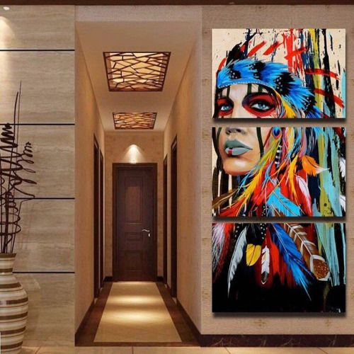 This Sacred Native American Painting looks absolutely amazing   Our friends at @babyfamilyhome are giving this Away at 50% OFF  Free Worldwide shipping for a LIMITED time Only!  Click the link in their bio to get this special offer  @babyfamilyhome  - Architecture and Home Decor - Bedroom - Bathroom - Kitchen And Living Room Interior Design Decorating Ideas - #architecture #design #interiordesign #homedesign #architect #architectural #homedecor