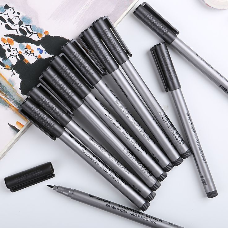 1 Pcs New Original High Quality Soft Calligraphy Brushes Plastic Handle Writing Brush Kids Gift School Painting Teaching Tools