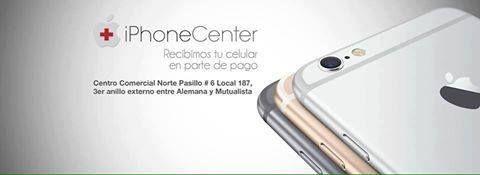 __Recibimos Tu Celular en Parte de Pago__ !!! EN IPHONE CENTER ENCONTRARAS !!! Celulares-accesorios-servicio tecnico garantizado  📱📲Celulares Nuevos & seminuevos con garantia real📱📲 IPhone 6 de 16 .........................350$ Iphone 6 de 64gb en .................470$ Iphone 6s de 16gb en ...............470$ Iphone 6s de 64gb en ...............570$ IPhone 6s Plus de 128 en .........680$  📲Celulares nuevos con 1 año de garantia📱 Iphone 7 desde ..........................790$ IPhone 7…