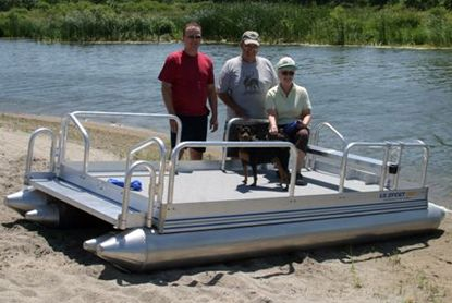 17 best ideas about pontoons on pinterest pontoon party for Personal fishing boat