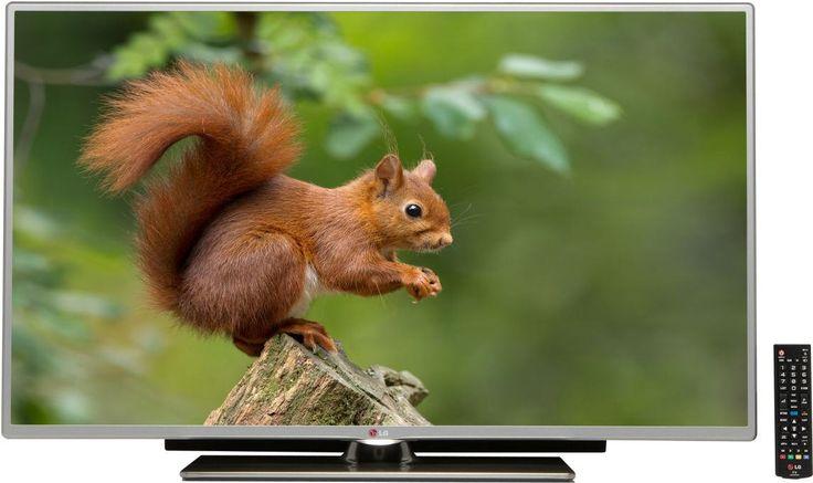 "TV Led pas cher Boulanger, achat TV écran plat LED 42"" LG 42LB5800 100Hz MCI SMART TV prix promo Boulanger 399.00 € TTC"