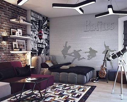 Coole Jungen Schlafzimmer Dekor Ideen
