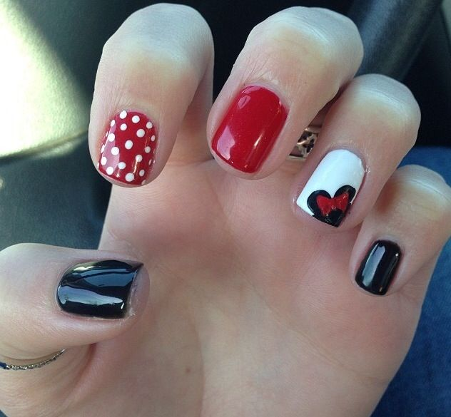 Disney Nail Art: Best 25+ Disney Nails Art Ideas On Pinterest