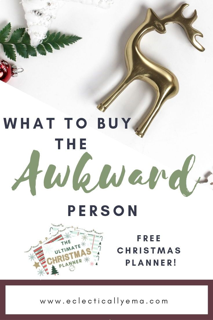 Christmas Gifts for Someone Who has Everything. – | Christmas ...