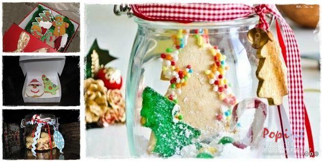 Μπισκότα βουτύρου σπιτικά. Συνταγή, υλικά, εκτέλεση, ιδέες και photos για διακόσμηση και δώρο σε βάζο ή σε κουτιά, downloads, εκτυπώσεις κλπ. Cookies on jar