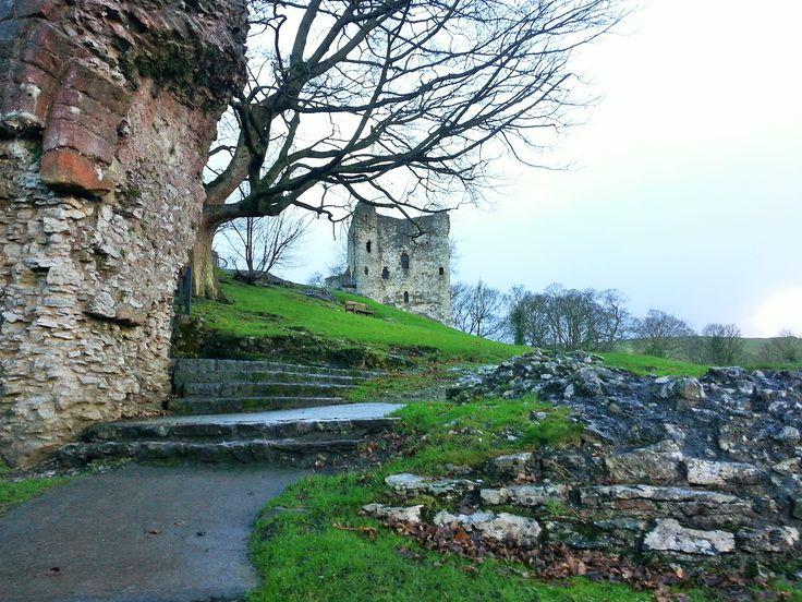 Journey to Perivale Castle, Derbyshire!