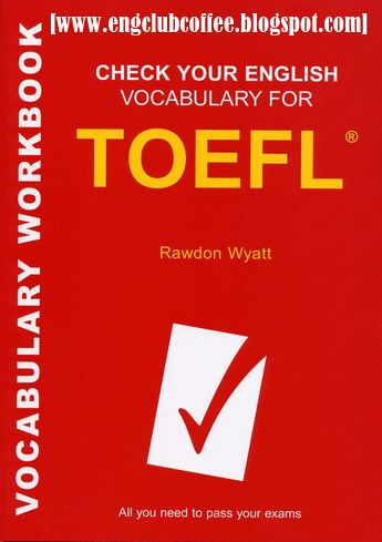 Check Your English Vocabulary for TOEFL Free Download