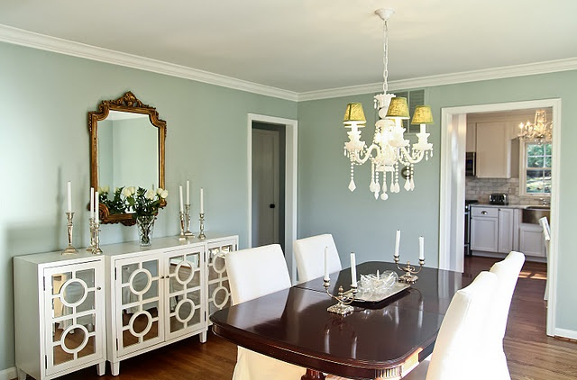 Benjamin Moore Gray Wisp 1570 Teal And Turquoise Paint