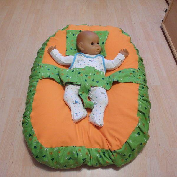 Baby -Sitzsack von biene for kids auf DaWanda.com
