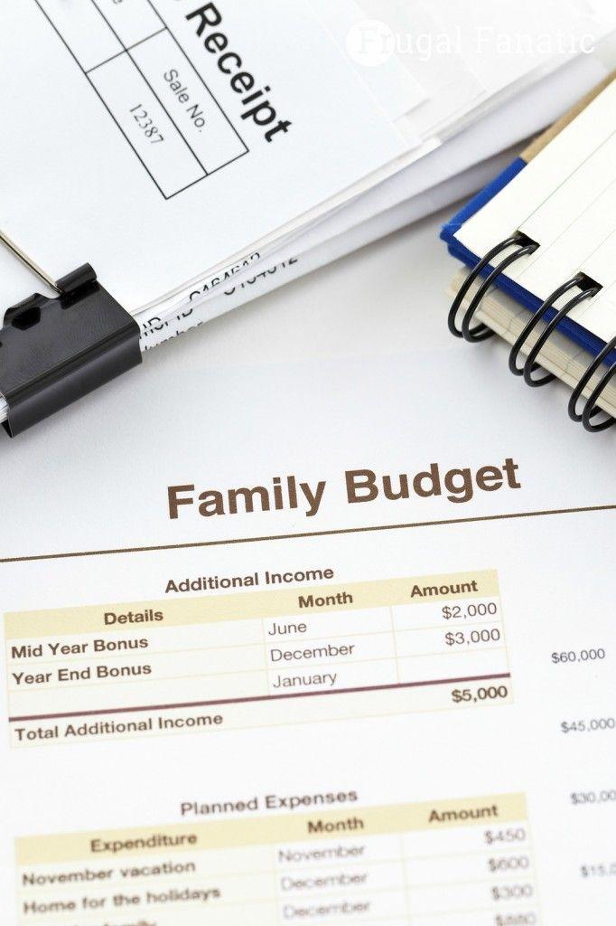 Přes 25 nejlepších nápadů na téma Home Budget Template na Pinterestu - family budget template