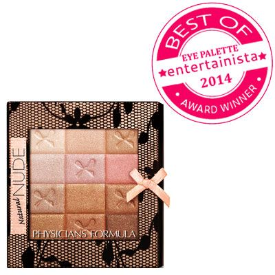 Physicians Formula - Shimmer Strips All-in-1 Custom Nude Palette for Face & Eyes (Paraben Free, Non-Comedogenic)