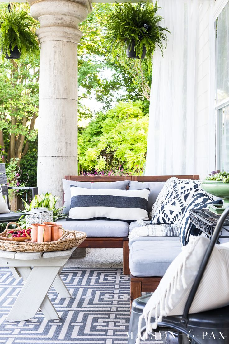 277 best Summer Porch Decor Ideas images on Pinterest
