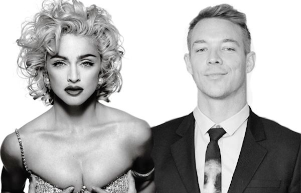 Diplo Set To Join Madonna On Select Montreal Tour Dates