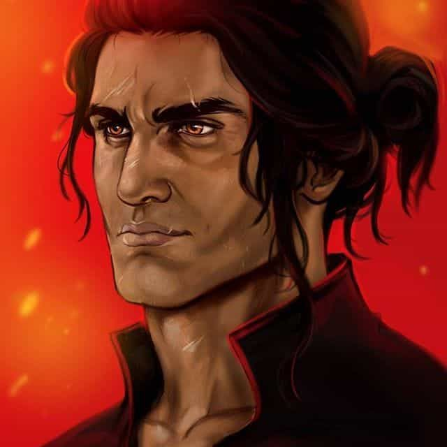 An Older Cassian Perhaps A Court Of Mist And Fury Sarah J Maas