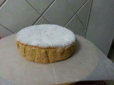 Торт «Маргарита» (Torta Margherita)