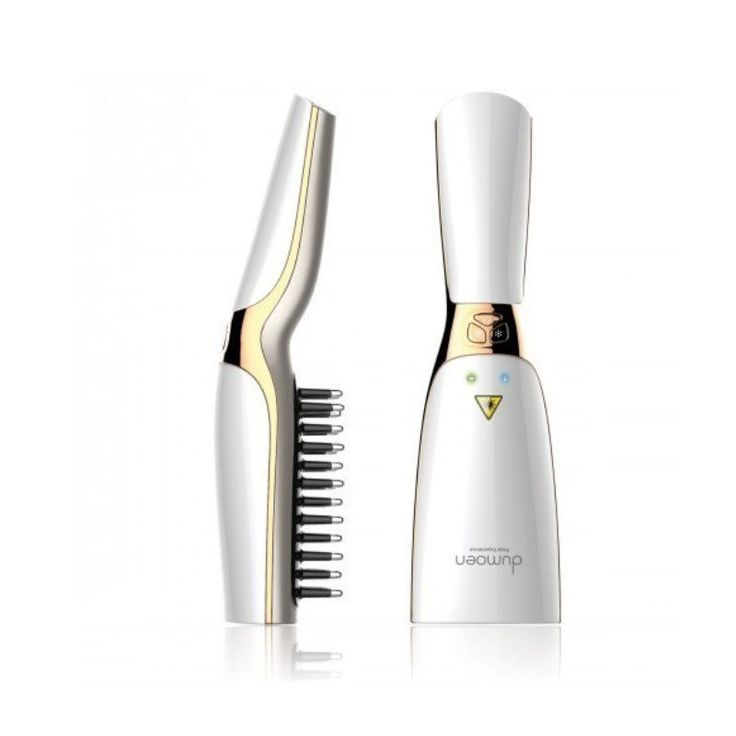 HABALAN DUMOEN RF Radio Frequency Hair Brush for preventing hair loss #Habalan
