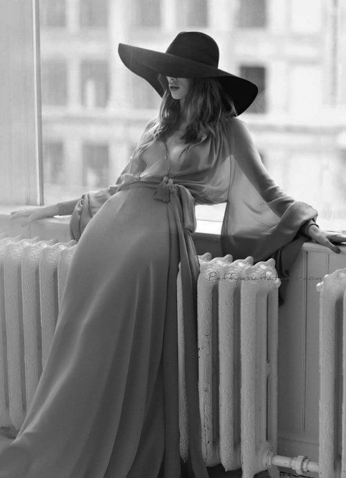 """""""Over the years I have learned that what is important in a dress is the woman who is wearing it."""" ―Yves Saint-Laurent Spring/Summer 13 Favorite"""