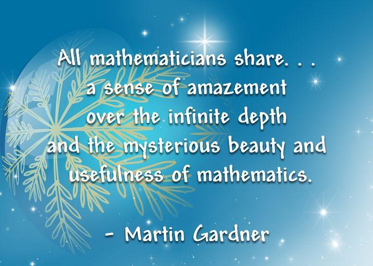 Beauty Of Math Quotes Sayings Postcard: Mathematics Quotes Inspirational. QuotesGram