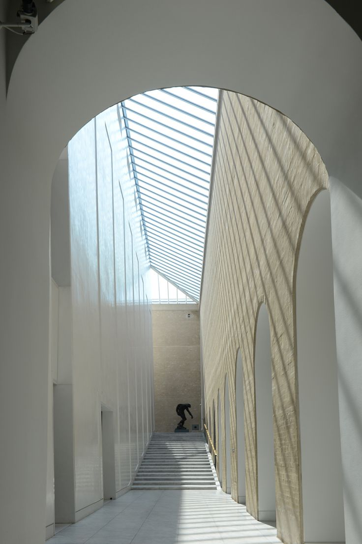 Reform Cph Kitchen / Work of our Designer Henning Larsen / Henning Larsen Glyptoteket museum Copenhagen Denmark