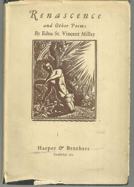 A biography and life work of edna st vincent millay an american poet and author