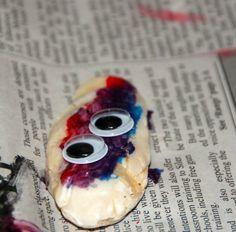 Seashell Craft Ideas for kids