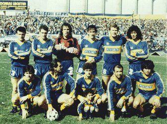 1990 Boca Juniors
