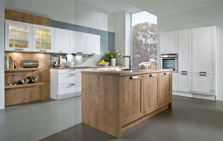 Meble do kuchni powinny być odporne na takie rzeczy jak para wodna czy woda