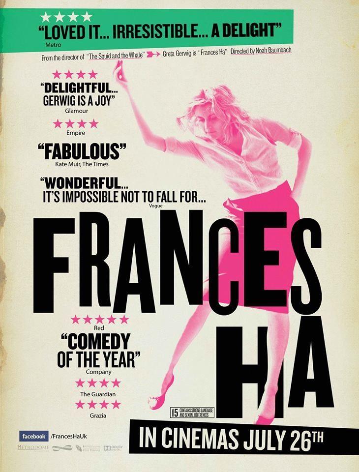 Frances Ha Frances Ha Movie Posters Cinema Posters