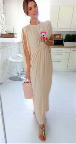 Nude is divine!  autum casual overalls New Arrivals | ChicDiva