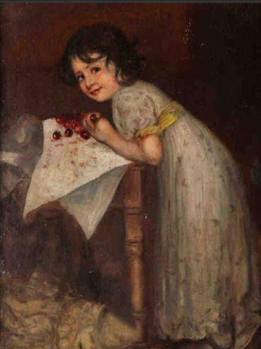 Ατζητήρης Ηλίας – Ilias Atzitiris [1872-1929;] | paletaart – Χρώμα & Φώς