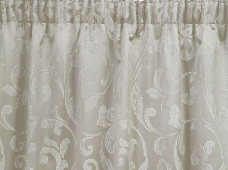 Liczba pomysłów na temat: Neutral Pencil Pleat Curtains na ...