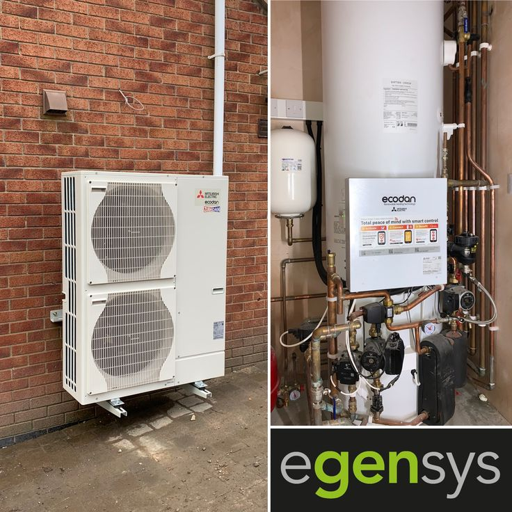 14kW Ecodan in 2020 Heat pump, Heating bill, Renovation