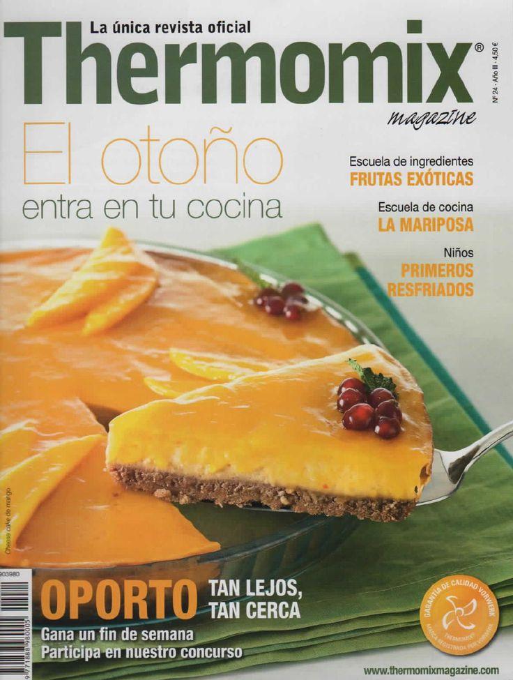 Revista thermomix nº24 el otoño entra en tu cocina