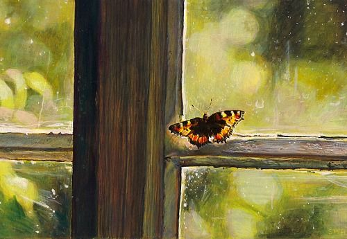 Autumn Butterfly by Sarah Harding
