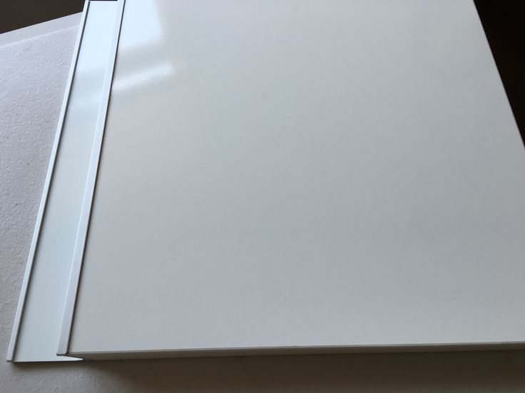 Polytec Classic White Sheen cabinets