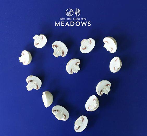 We love mushrooms :)