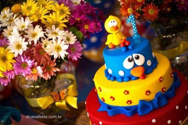 20 ideias para festa Galinha Pintadinha | Macetes de Mãe