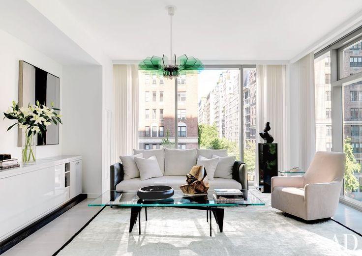 living room by jennifer post design inc in new york new york