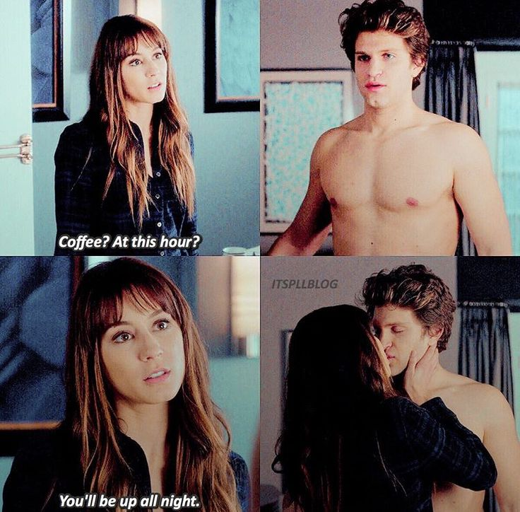 "WHAT DO YOU GUYS THINK?? IN THE END OF PLL WAS SPOBY TOGETHER OR JUST FRIENDS?? I think when all the girls were together in the end and they said Toby would be sticking around and ""climbing into Spencer's bed sheets"" and how Emily said she loves them together that they are together"