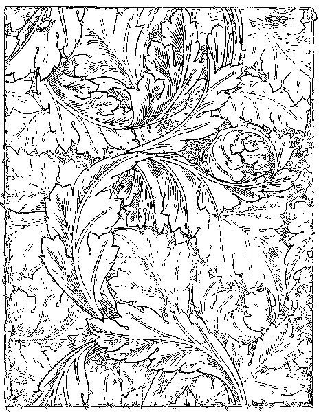 coloring pages roseart lampshades - photo#26