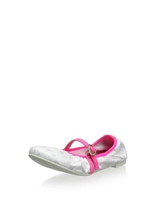 65% OFF Cartina Kid's 2021 Ballet Flat (Logata/Rosa)