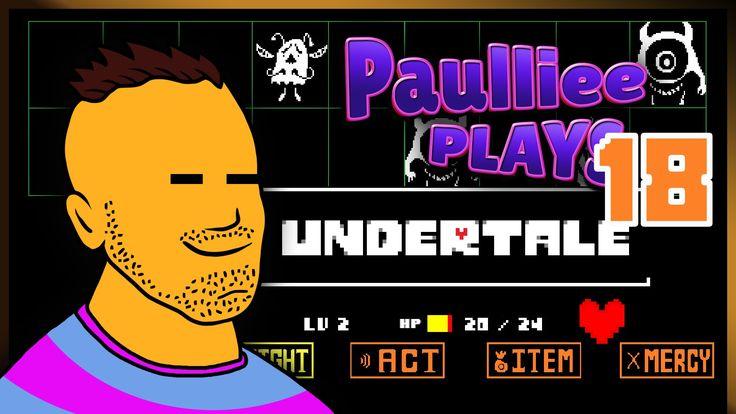 Let's Play Undertale Pacifist Walkthrough - Part 18 - ASGORE FIGHT