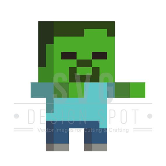 36 best minecraft svg art images on pinterest minecraft inspired svg zombie enderman slime squid wall stopboris Gallery